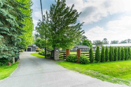 R2402270 - 21486 8 AVENUE, Campbell Valley, Langley, BC - House with Acreage