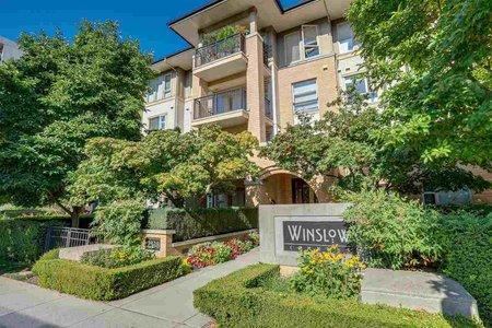R2402539 - 211 2338 WESTERN PARKWAY, University VW, Vancouver, BC - Apartment Unit