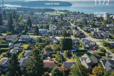 R2402812 - 1172 HAYWOOD AVENUE, Ambleside, West Vancouver, BC - House/Single Family