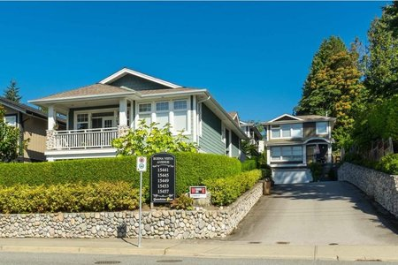 R2403045 - 15445 BUENA VISTA AVENUE, White Rock, White Rock, BC - House/Single Family
