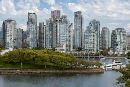 R2403233 - 15 1201 LAMEY'S MILL ROAD, False Creek, Vancouver, BC - Townhouse