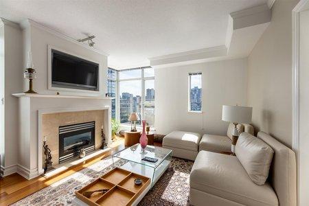 R2403307 - 1003 1790 BAYSHORE DRIVE, Coal Harbour, Vancouver, BC - Apartment Unit