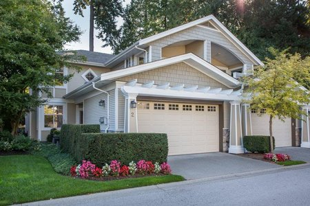 R2403322 - 2 3500 144 STREET, Elgin Chantrell, White Rock, BC - Townhouse