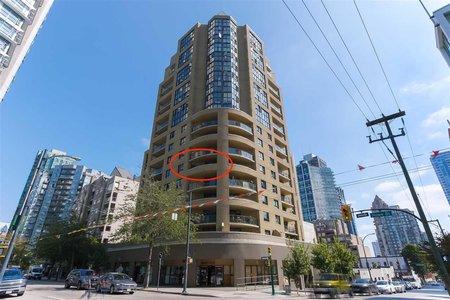 R2403394 - 604 789 DRAKE STREET, Downtown VW, Vancouver, BC - Apartment Unit
