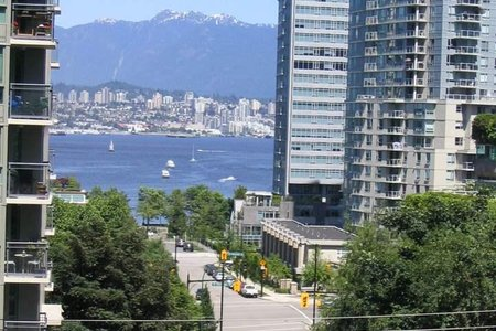 R2403537 - 509 1331 W GEORGIA STREET, Coal Harbour, Vancouver, BC - Apartment Unit