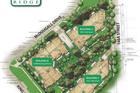 R2403570 - 201 14588 MCDOUGALL DRIVE, King George Corridor, Surrey, BC - Apartment Unit