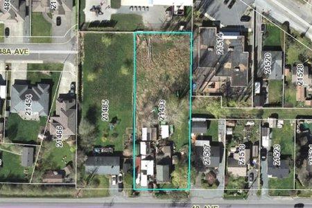 R2403715 - 21493 48 AVENUE, Murrayville, Langley, BC - House/Single Family