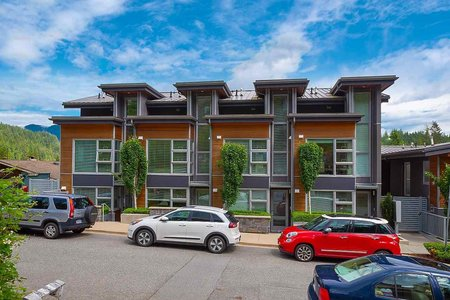 R2403719 - 2218 CALEDONIA AVENUE, Deep Cove, North Vancouver, BC - Townhouse
