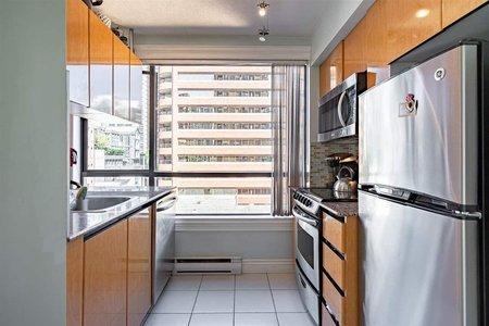 R2403926 - 703 1189 HOWE STREET, Downtown VW, Vancouver, BC - Apartment Unit