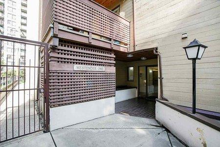 R2404272 - 103 1631 COMOX STREET, West End VW, Vancouver, BC - Apartment Unit