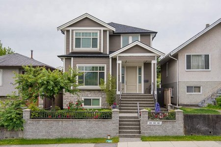 R2404322 - 886 E KING EDWARD AVENUE, Fraser VE, Vancouver, BC - House/Single Family