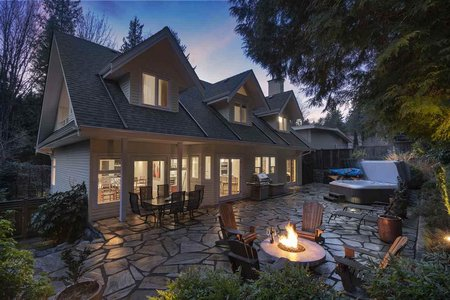 R2404355 - 4877 THE DALE, Olde Caulfeild, West Vancouver, BC - House/Single Family