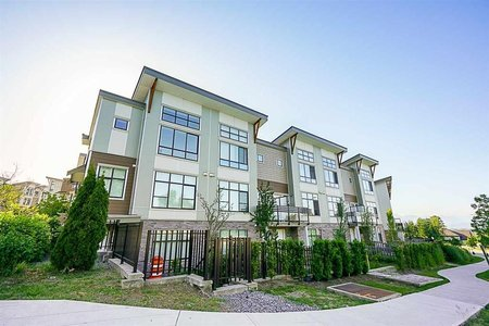 R2404399 - 205 9987 BARNSTON DRIVE, Fraser Heights, Surrey, BC - Townhouse