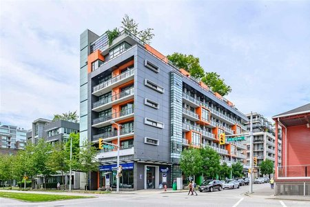 R2404404 - 703 123 W 1 AVENUE, False Creek, Vancouver, BC - Apartment Unit