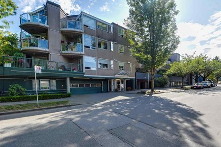 R2404721 - 207 908 W 7TH AVENUE, Fairview VW, Vancouver, BC - Apartment Unit