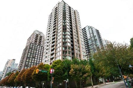 R2405116 - 708 1001 HOMER STREET, Yaletown, Vancouver, BC - Apartment Unit