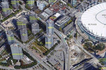R2405238 - 2311 928 BEATTY STREET, Yaletown, Vancouver, BC - Apartment Unit