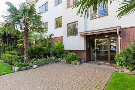 R2405288 - 202 1743 PENDRELL STREET, West End VW, Vancouver, BC - Apartment Unit