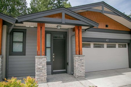 R2405306 - 45 3618 150 STREET, Morgan Creek, Surrey, BC - Townhouse
