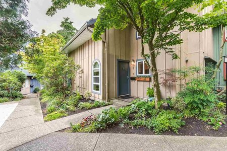 R2405386 - 3 900 17TH STREET, Mosquito Creek, North Vancouver, BC - Townhouse