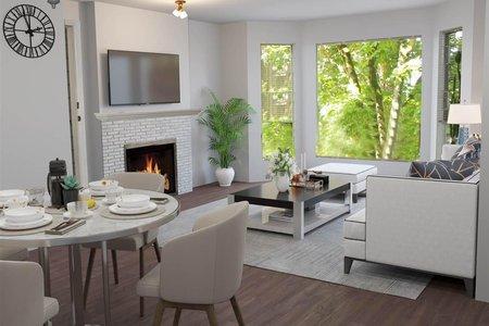 R2405392 - 204 3720 W 8TH AVENUE, Point Grey, Vancouver, BC - Apartment Unit