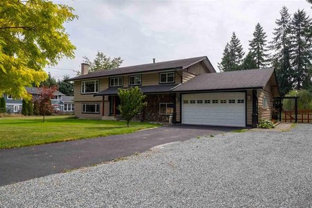 R2405484 - 24124 55 AVENUE, Salmon River, Langley, BC - House with Acreage