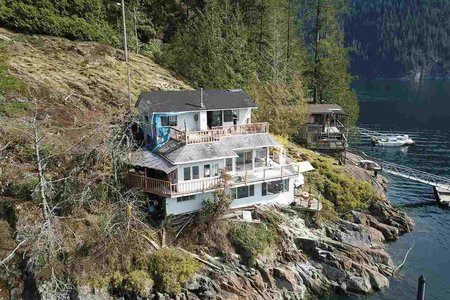 R2405578 - lot 10 BRIGHTON BEACH, Indian Arm, North Vancouver, BC - House/Single Family