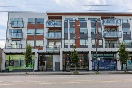 R2405653 - 409 2858 W 4TH AVENUE, Kitsilano, Vancouver, BC - Apartment Unit