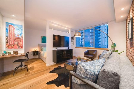 R2405703 - 1005 1250 BURNABY STREET, West End VW, Vancouver, BC - Apartment Unit