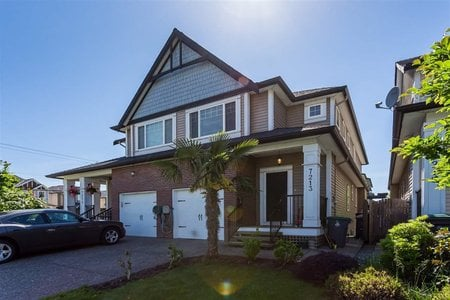 R2405765 - 7213 190 STREET, Clayton, Surrey, BC - 1/2 Duplex