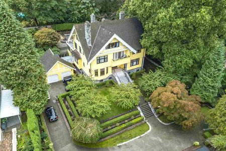 R2405817 - 1188 WOLFE AVENUE, Shaughnessy, Vancouver, BC - House/Single Family