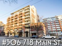Photo of 306 718 MAIN STREET, Vancouver