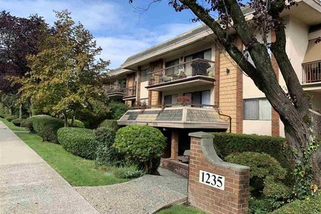 R2406247 - 217 1235 W 15TH AVENUE, Fairview VW, Vancouver, BC - Apartment Unit