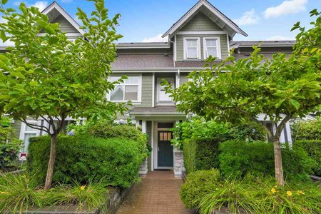 R2406253 - 355 W 59TH AVENUE, South Cambie, Vancouver, BC - Townhouse