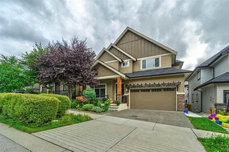 R2406387 - 6862 205 STREET, Willoughby Heights, Langley, BC - House/Single Family