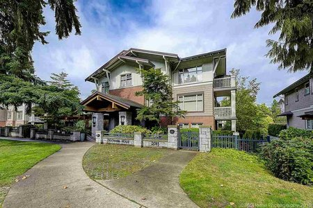 R2406601 - 122 2083 W 33RD AVENUE, Quilchena, Vancouver, BC - Apartment Unit