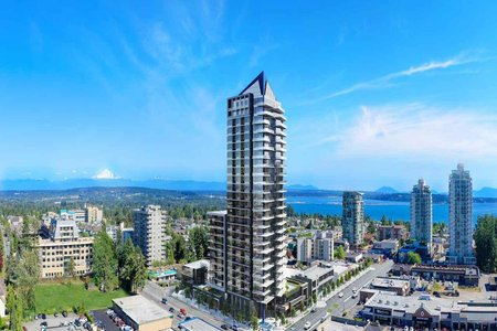 R2406920 - 1905 1588 JOHNSTON ROAD, White Rock, White Rock, BC - Apartment Unit