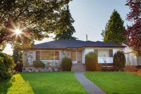 R2406937 - 6889 ASH STREET, South Cambie, Vancouver, BC - House/Single Family