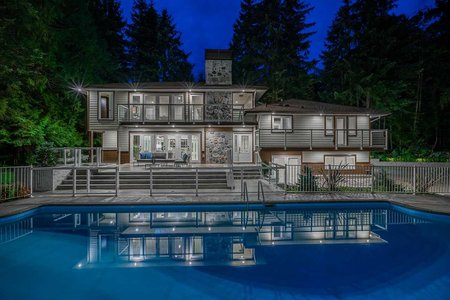 R2406980 - 311 STEVENS DRIVE, British Properties, West Vancouver, BC - House/Single Family