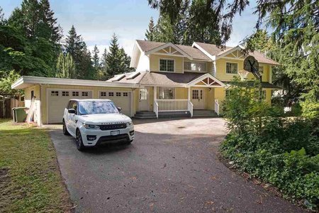 R2407108 - 4643 GLENWOOD AVENUE, Canyon Heights NV, North Vancouver, BC - House/Single Family