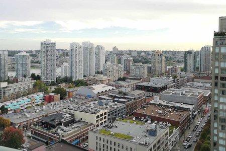 R2407443 - 2508 939 HOMER STREET, Yaletown, Vancouver, BC - Apartment Unit