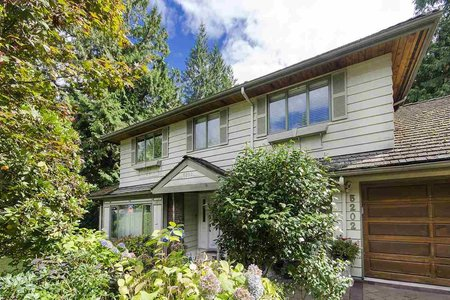 R2408141 - 5202 SPRUCEFEILD ROAD, Upper Caulfeild, West Vancouver, BC - House/Single Family
