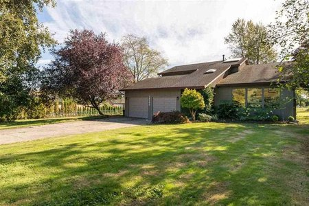 R2408505 - 18208 21A AVENUE, Hazelmere, Surrey, BC - House with Acreage