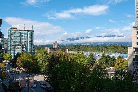 R2408560 - 502 1228 W HASTINGS STREET, Coal Harbour, Vancouver, BC - Apartment Unit