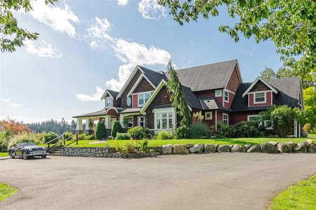 R2408590 - 9375 222 STREET, Fort Langley, Langley, BC - House with Acreage