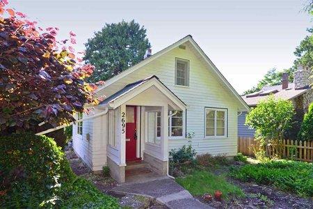 R2408686 - 2695 MCKENZIE AVENUE, Crescent Bch Ocean Pk., Surrey, BC - House/Single Family