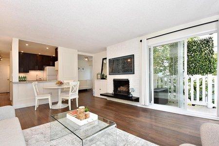 R2409461 - 206 2365 W 3RD AVENUE, Kitsilano, Vancouver, BC - Apartment Unit