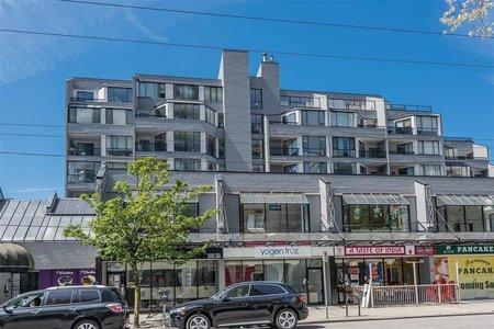 R2410600 - 306 1270 ROBSON STREET, West End VW, Vancouver, BC - Apartment Unit