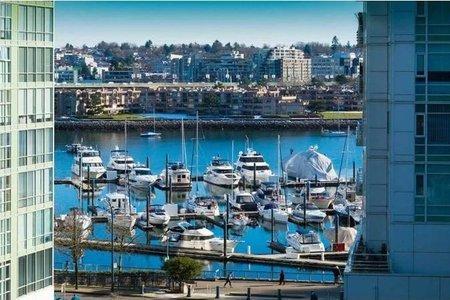 R2410865 - 805 198 AQUARIUS MEWS, Yaletown, Vancouver, BC - Apartment Unit