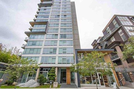 R2410899 - 203 1565 W 6TH AVENUE, False Creek, Vancouver, BC - Apartment Unit